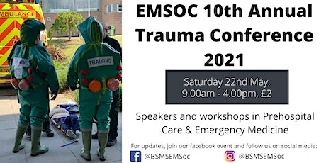 BSMS 10th Annual Trauma Conference tickets