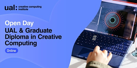 CCI Open Day: UAL & Graduate Diploma in Creative Computing tickets