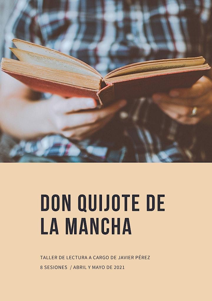 Imagen de Taller de lectura: Don Quijote de la Mancha