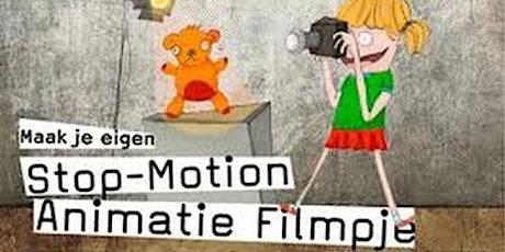 Online Kidz Science  presenteert: maak je eigen Stop-Motion video tickets