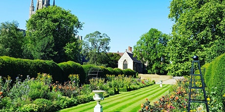 Bishop's House Open Garden in aid of The Matthew Project 16.05.2021 tickets