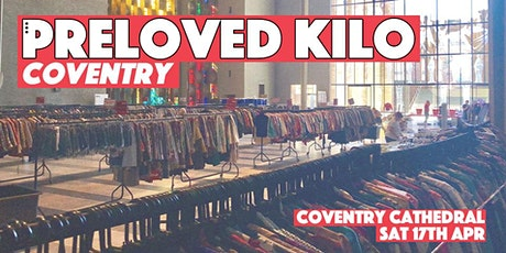 Coventry Preloved  Kilo Vintage Pop Up billets