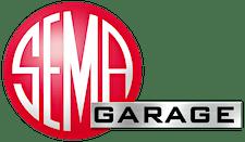 SEMA Garage Measuring Sessions logo