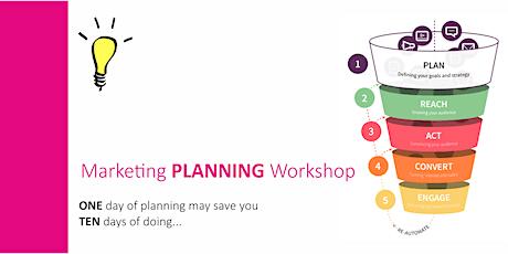 Marketing PLANNING Workshop tickets