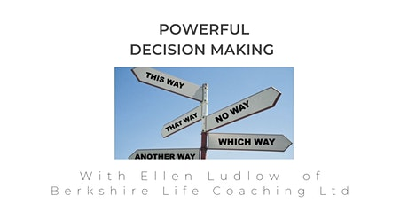 Powerful decision making models tickets