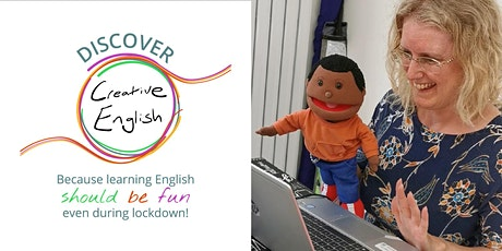 Discover Creative English tickets