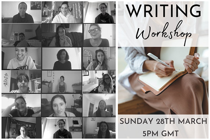 Creative Writing Workshop on Health and Personal Transformation image
