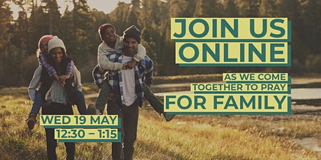 CARE Prayer for Family Zoom Gathering tickets