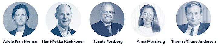 Nordic Board leadership -sustainability, innovation & corporate governance image