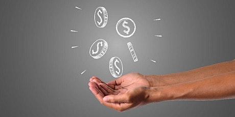 Webinar gratuito: Consigue tu estabilidad económica 15:30hs entradas