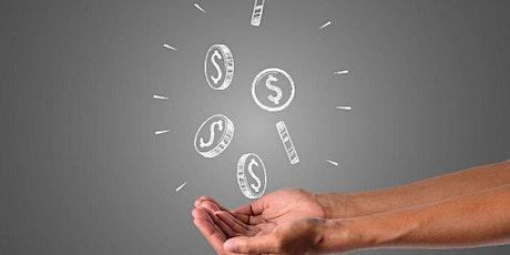 Webinar gratuito: Consigue tu estabilidad económica 18hs entradas