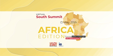 Virtual South Summit - Africa Edition tickets