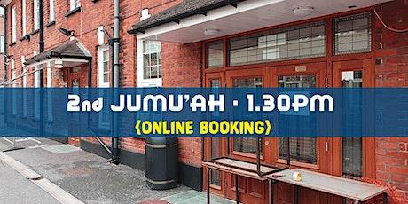 2nd Jumu'ah Prayer|1:30PM|12th March 2021|English|Hafidh Ridwan Jamaldeen tickets