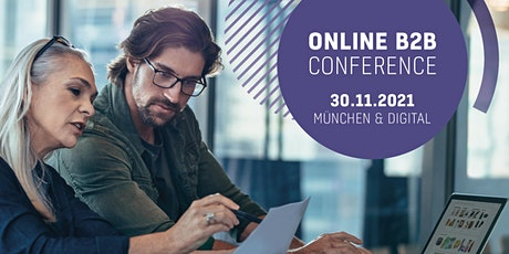 Online B2B Conference 2021 Tickets