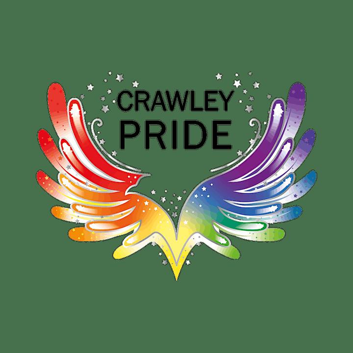 Crawley Pride 2021 image