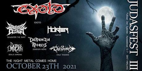 Judasfest III tickets