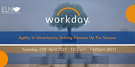 Virtual Webinar: Setting Finance Up For Success tickets
