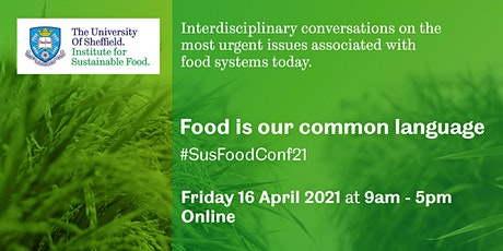 Food is our common language tickets