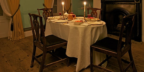 Dining in the Georgian Era - Talk and Tasting Session at 16 New Street tickets