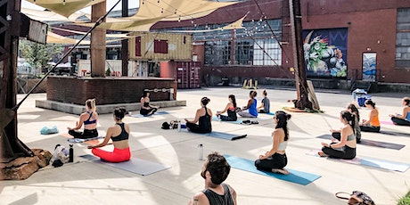 Counterculture Club Outdoor Yoga Series at Camp North End tickets
