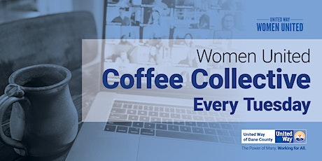 Women United Coffee Collective - April tickets