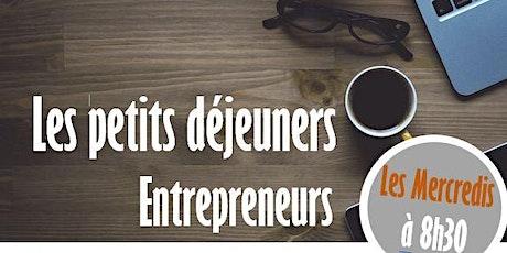 Petit déjeuner Entrepreneurs : Gagner en visibilité sur les réseaux sociaux billets