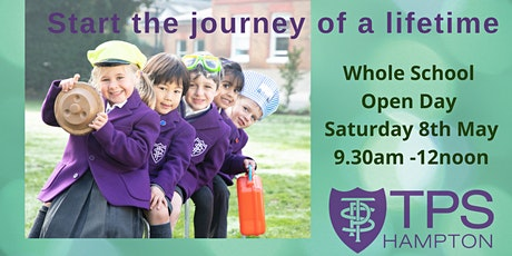 School Open Day tickets