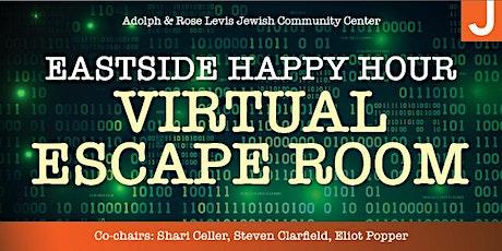 Levis JCC Eastside Happy Hour Virtual Escape Room tickets