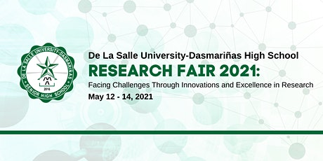 De La Salle University-Dasmariñas High School Research Fair 2021 tickets
