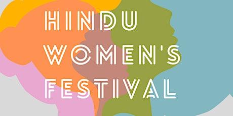 Hindu Women's Festival 2021 tickets