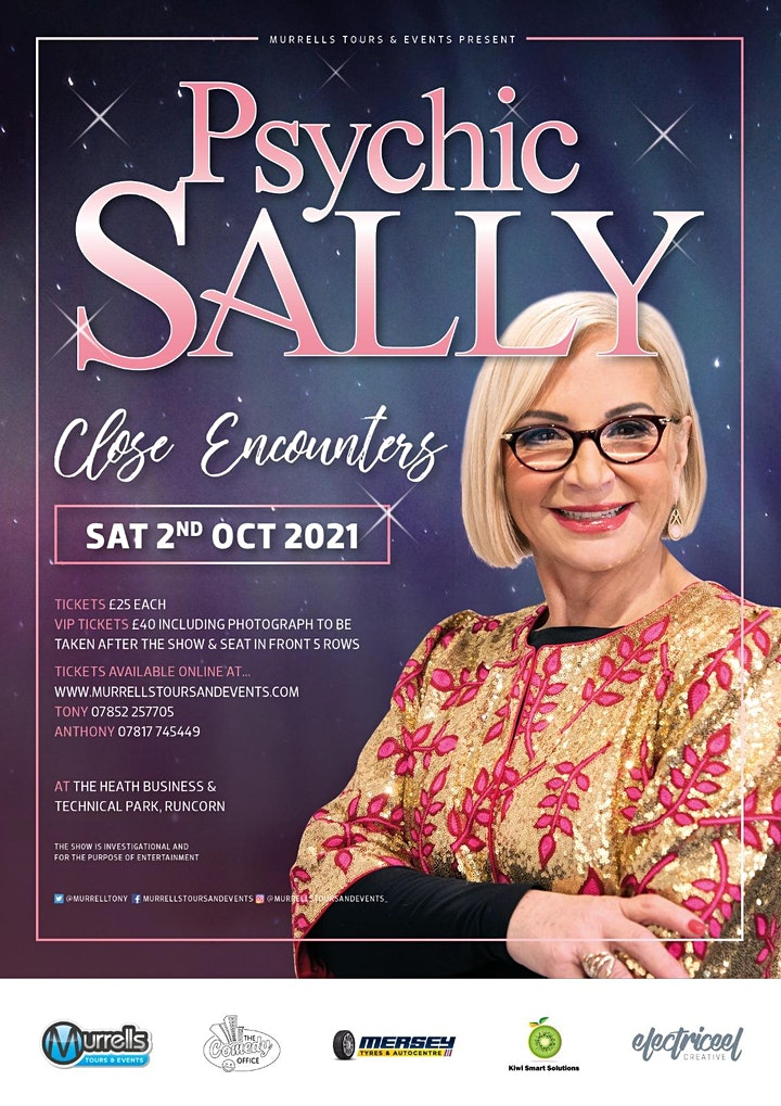Close Encounters with PSYCHIC SALLY image