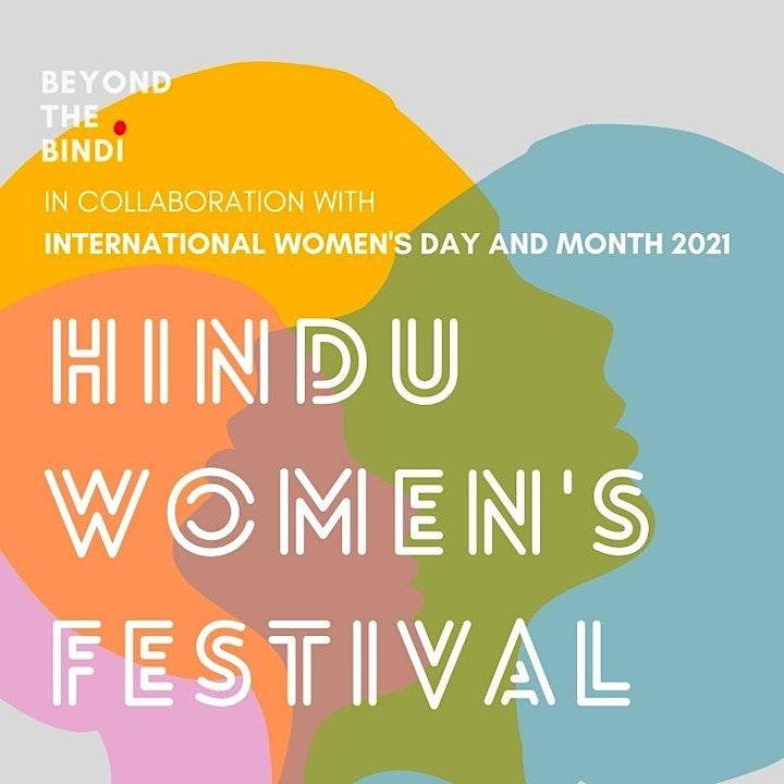 Hindu Women's Festival 2021 image