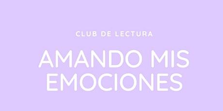 Club de lectura: Amando mis emociones entradas