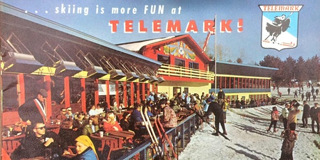 Mount Telemark: Modernist Ski Resort in the Northwoods tickets