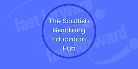 Universities & Colleges - Gambling Education Training (Online Webinar) tickets