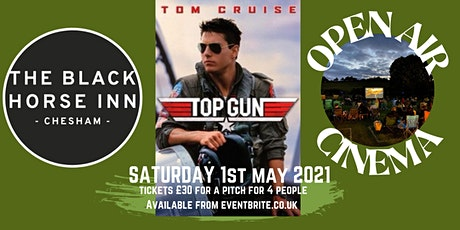 Outdoor Cinema - TOP GUN tickets