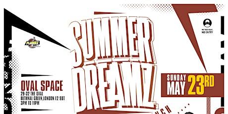 SUMMER DREAMZ - Welcome Back Brunch tickets