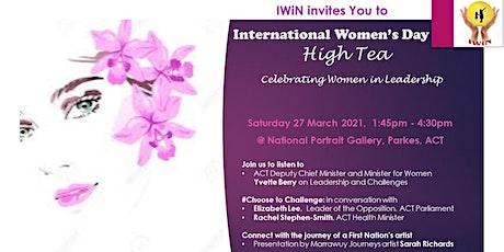 International Women's Day High Tea tickets