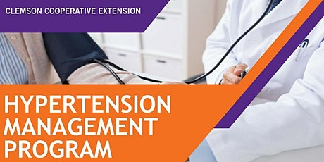 Hypertension Management Program tickets