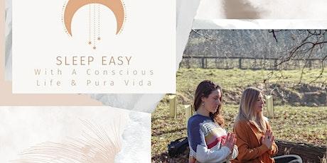 ONLINE | Sleep Easy Workshop tickets