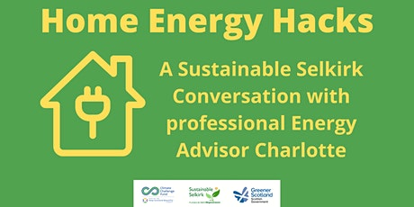 Sustainable Selkirk: Home Energy Hacks tickets