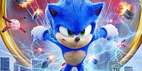 Sonic The Hedgehog (PG) at Film & Food Fest Huddersfield tickets