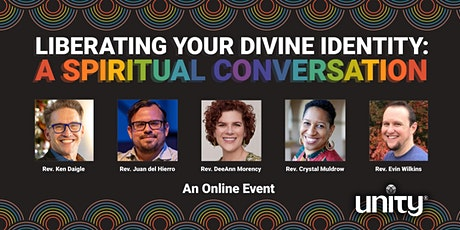 Liberating Your Divine Identity: A Spiritual Conversation tickets
