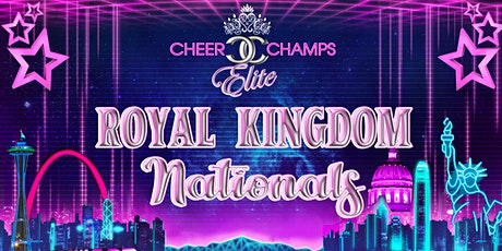 ROYAL KINGDOM VIRTUAL NATIONALS tickets