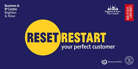 Reset. Restart: Your perfect customer (workshop) tickets