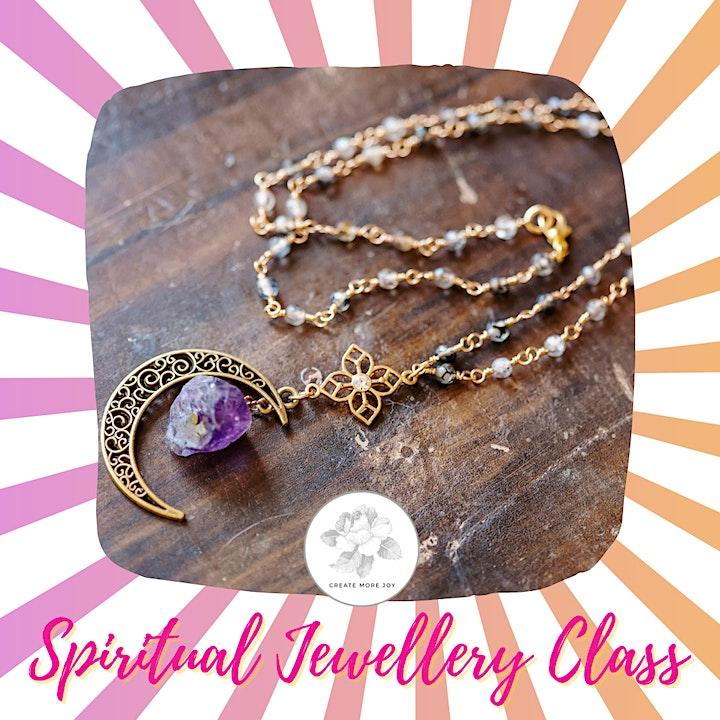 Five Week Spiritual Jewellery Course image