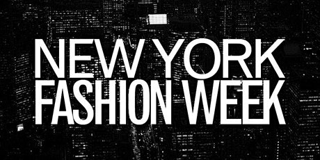 Model Registration - CFW New York September 11, 2021 tickets