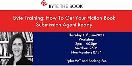 How to Get Your Fiction Book Submission Agent Ready tickets