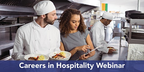 Careers in Hospitality Webinar tickets