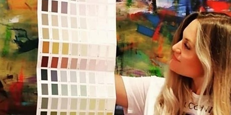 Joanna Steel   |  The Psychology of Colour tickets
